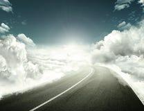 Дорога к успеху Стоковые Фото