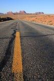 дорога памятника к долине Стоковые Фото