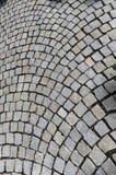 дорога cobble Стоковые Изображения RF