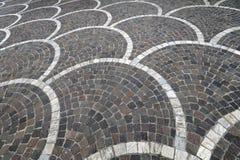 дорога cobble Стоковая Фотография