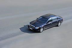дорога limo Стоковые Фотографии RF