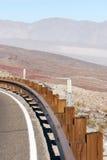 дорога railing Стоковые Фотографии RF