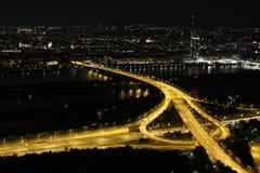 дороги скрещивания Стоковое Фото