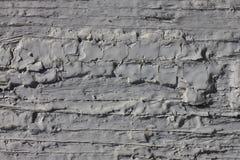 Доска покрашенная Grunge деревянная Стоковые Изображения RF