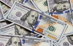 Доллары предпосылки Стоковые Изображения