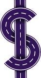 Доллар знака Стоковые Изображения RF