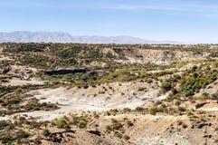Долина в Танзании Стоковая Фотография RF