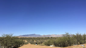 Долина горы Benson, AZ Стоковое Изображение RF