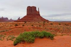 Долина памятника, Аризона и Юта, США Стоковая Фотография RF