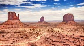Долина памятника Стоковое Фото