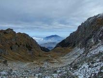 Долина Malaiesti Стоковое Фото