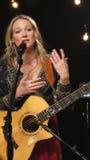 Драгоценность выполнила некоторые из ее больших ударов для iHeartRadio живет в Нью-Йорке Стоковые Фото