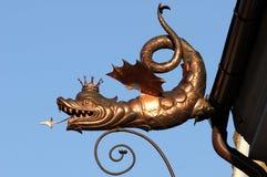 Дракон Стоковое Фото