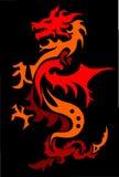 дракон Стоковое Изображение
