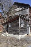 древесина амбара старая Стоковые Изображения