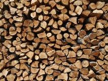 древесина пожара Стоковая Фотография RF