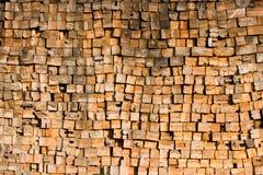 древесина пожара Стоковые Изображения RF