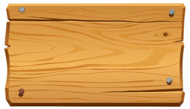 древесина рамки Стоковое Фото