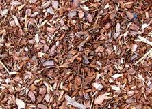 древесина mulch сада обломока Стоковые Фотографии RF