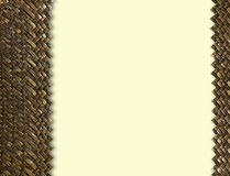 древесина weave Стоковое Фото