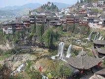 Древний город Furong Стоковые Изображения RF