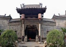 Древний город Pingyao Стоковое Изображение