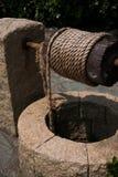 Древний город Weng комплектов чая чая долины ОКТЯБРЯ восточный Шэньчжэня Meisha Стоковое фото RF