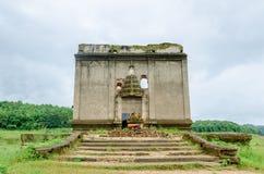 Древний храм Muang Badan (подводное), провинция Kanchanaburi, Таиланд Стоковая Фотография RF