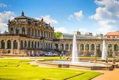 Дрезден и свои окрестности Стоковые Фото