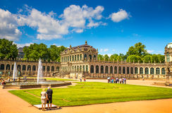 Дрезден и свои окрестности Стоковое фото RF