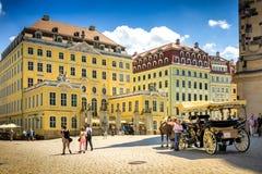 Дрезден и свои окрестности Стоковая Фотография RF