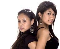 друзья предназначенные для подростков Стоковое Изображение RF