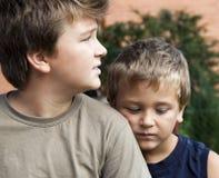 друзья детей Стоковые Изображения RF