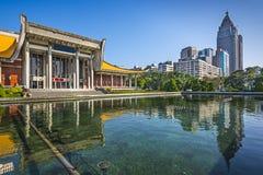 Д-р Сунь Ятсен мемориальный Hall Стоковое Фото