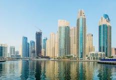 Дубай - 9-ое августа 2014 Стоковая Фотография
