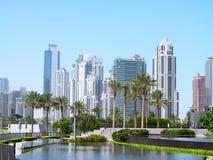 Дубай Стоковое Изображение RF