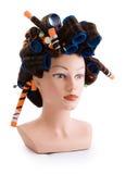 думмичные волосы Стоковая Фотография RF