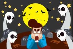 духи людей haunt Стоковая Фотография RF