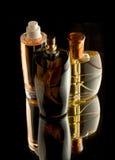 дух бутылок Стоковая Фотография