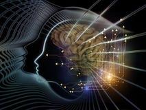 Дух разума Стоковое Изображение RF