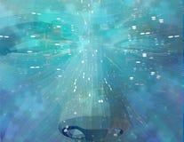 дух стороны Стоковое Изображение RF