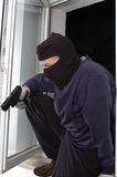Душегуб с личным огнестрельным оружием Стоковые Фотографии RF