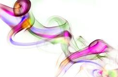 дым искусства Стоковые Фото