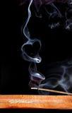 дым ладана Стоковые Изображения RF