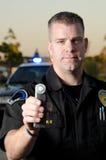 Дыхательный тест DUI Стоковые Фотографии RF