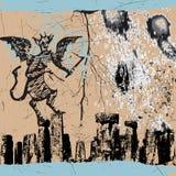 дьявол Стоковые Изображения RF