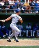 Дэнни Heep, Лос-Анджелес Dodgers Стоковое фото RF