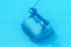 水下的机器人 库存照片