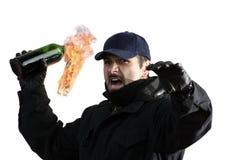 暴乱 免版税库存照片
