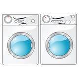 更加干燥的洗衣机 图库摄影